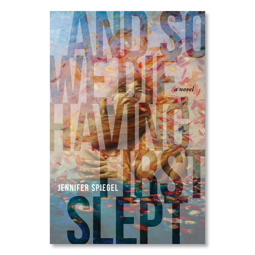 Relationship book cover with the title 'cover And So We Die Having First Slept'