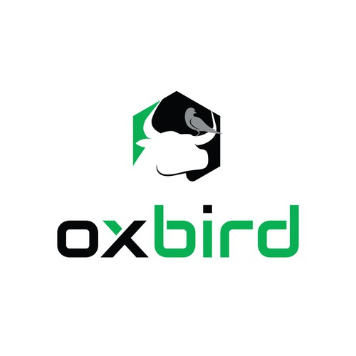Logo with the title 'oxbird: white-label PPC agency'