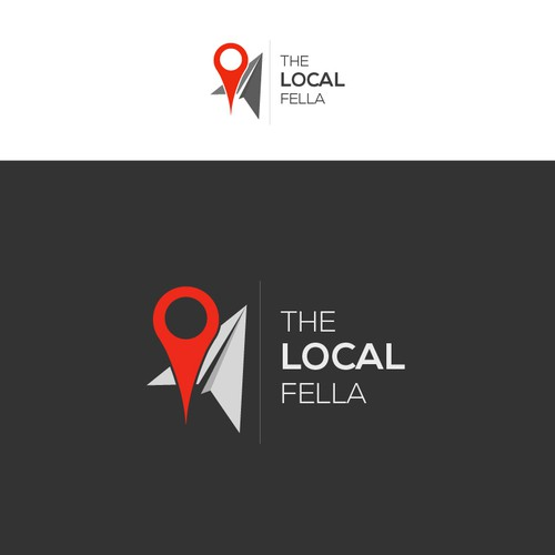 Place logo with the title 'Creative Logo for Economical Travel Agency'