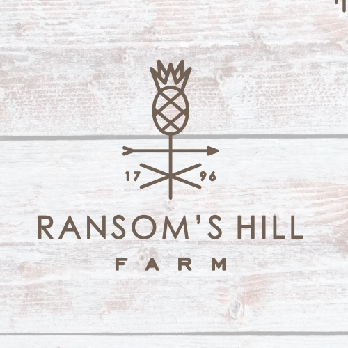 Agriculture brand with the title 'Logo update and holiday cards design'