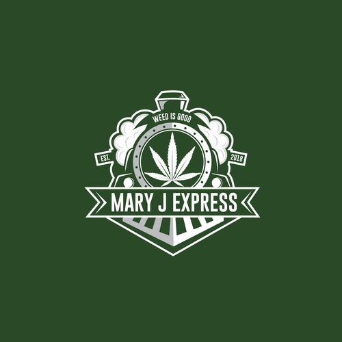 420 logo with the title 'Mary J Express'