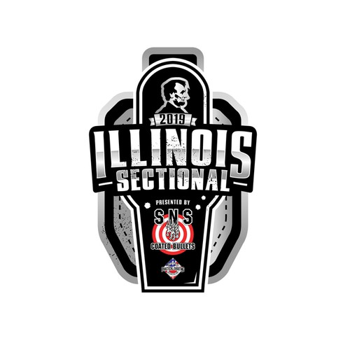 Bullet logo with the title 'ILLINOIS SECTIONAL'