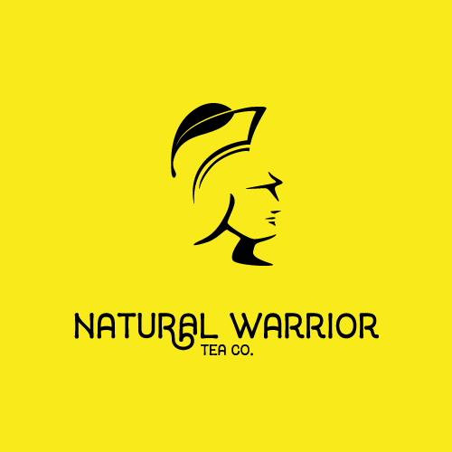 Insight logo with the title 'Negative Space Warrior logo'