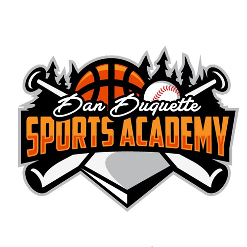 Team logo with the title 'Dan Duquette Academy'