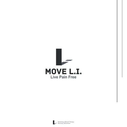 Recovery logo with the title 'Move L.I.'