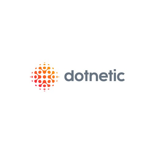 Dot design with the title 'dotnetic'