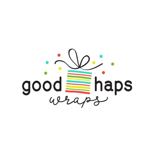 Delight logo with the title 'GoodHapsWraps'