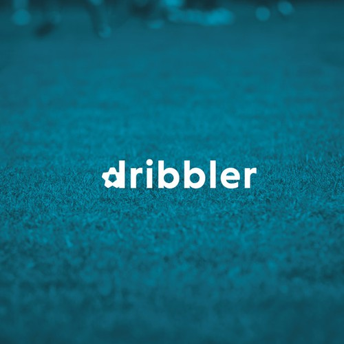 Soccer design with the title 'dribbler'