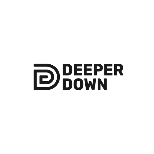 Deep logo with the title 'DeeperDown'
