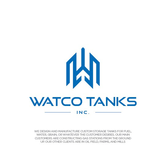 Fuel logo with the title 'Watco Tanks, Inc.'