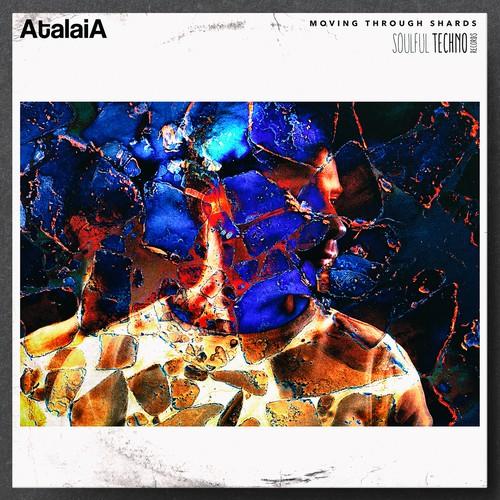 Vinyl design with the title 'Album cover artwork'