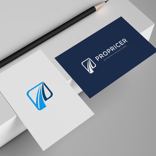 Way design with the title 'logo concept for marketing'