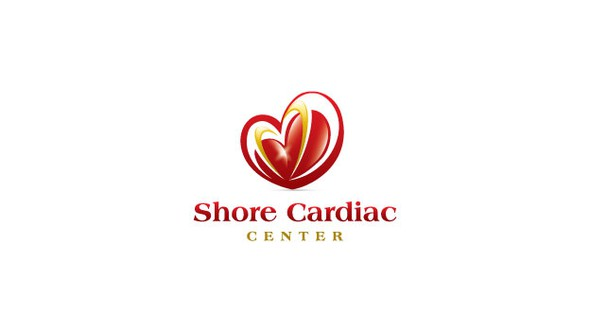 Cardiology logo with the title 'Heart'