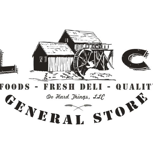 Casa logo with the title 'Help Mill Creek General Store with a new logo'