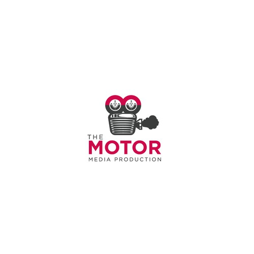 Motor logo with the title 'Motor Media'