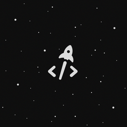 "Witty logo with the title 'Logo for web agency ""Webstronauts""'"
