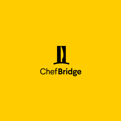 Bridge logo with the title 'concepts of knives and bridges'