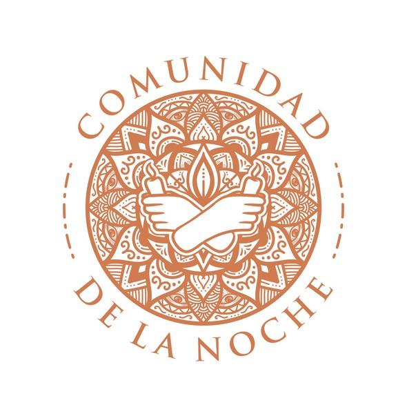 Ornamental logo with the title 'Mandala Art'
