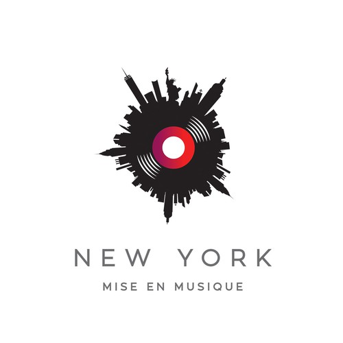 Swag logo with the title 'New York City Music'