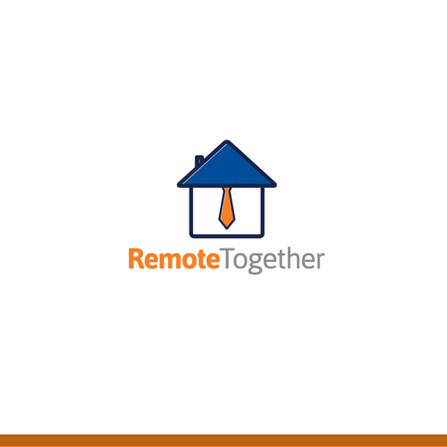 Together logo with the title 'Remote Together'