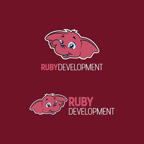 Ruby design with the title 'Ruby Development'