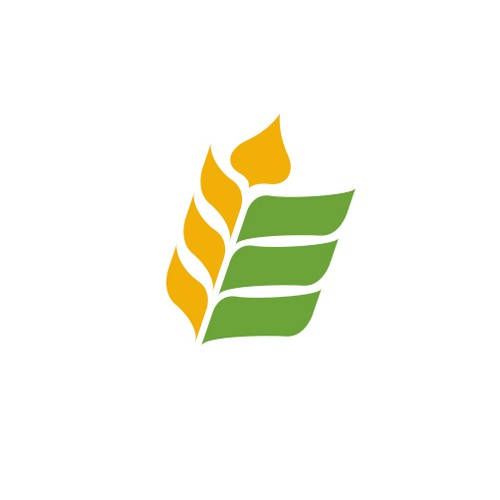 Wheat logo with the title 'Harvestloss - Crop farmers to encourage'