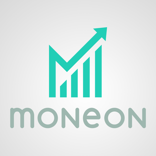 Column logo with the title 'Moneon'