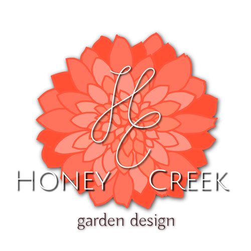 Blossom design with the title 'Logo concept for Garden Design company'