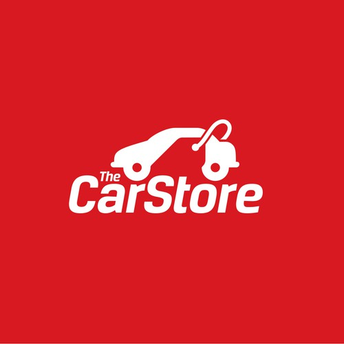 Auto design with the title 'Logo for Car Store'