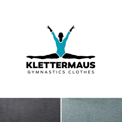 Victory logo with the title 'KLETTERMAUS'