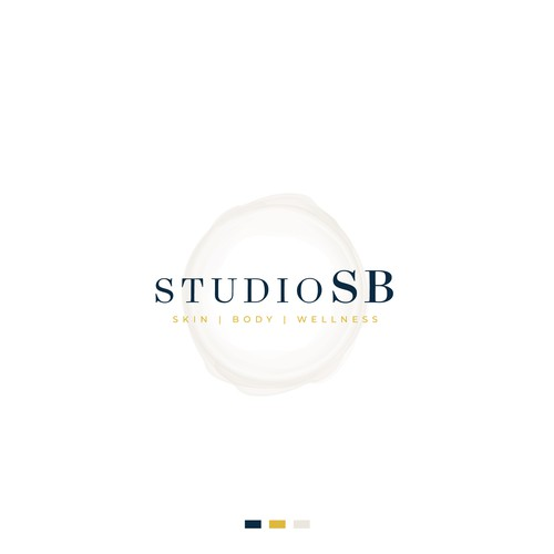 Care logo with the title 'Studio SB Logo'