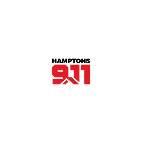 Call logo with the title 'Hamptons911'