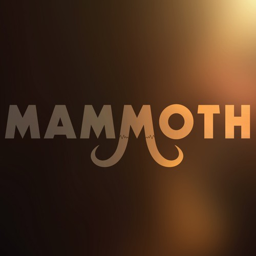 Sports bar logo with the title 'Mammoth Nutrition Bar - New Logo wanted!'
