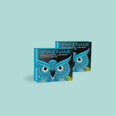 Condom box design proposal