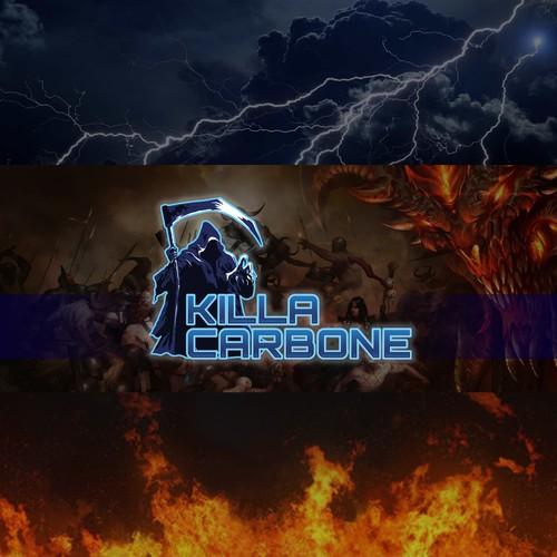 Popular design with the title 'Killa Carbone'