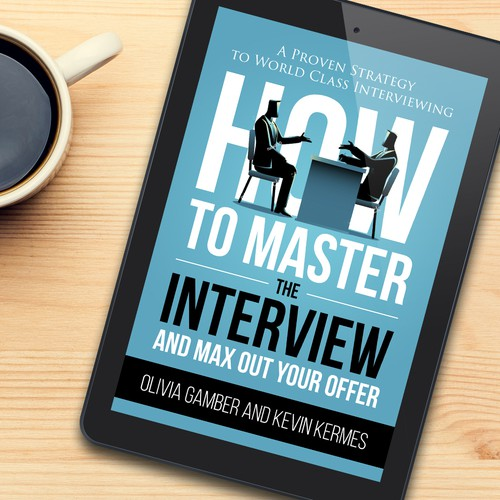 Interview design with the title 'How to Master the Tinterview'