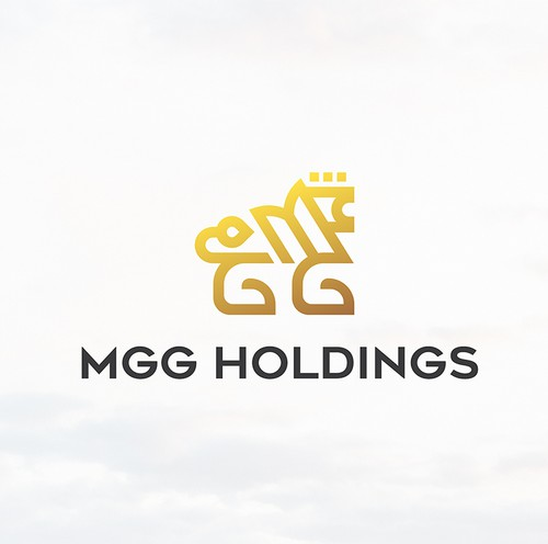 King brand with the title 'MGG Holdings'