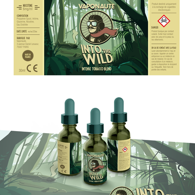 Young startup needs elegant design'y label - additional work for the winner!!!