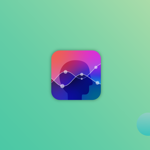 Figure design with the title 'App Logo'