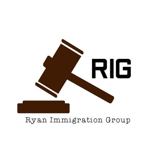 Advocacy logo with the title 'RIG'