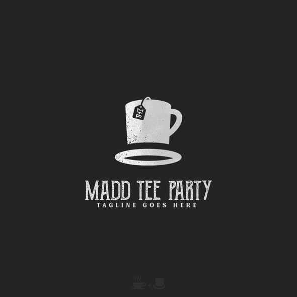 Mad design with the title 'Madd Tee Party'