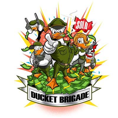 Ducket Brigade