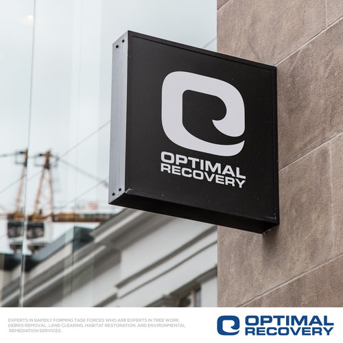Iconic brand with the title 'Optimal results for Optimal Recovery'