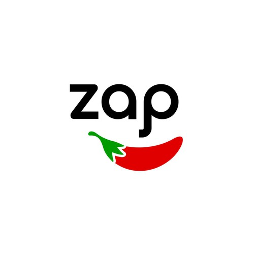 Spicy logo with the title 'Spicy smile'