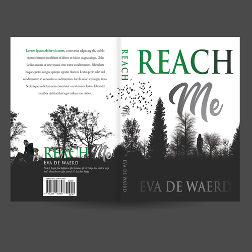 Tree book cover with the title 'Reach me'