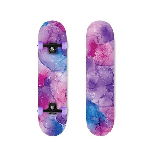 Mini design with the title 'Mini Skateboards for kids design'