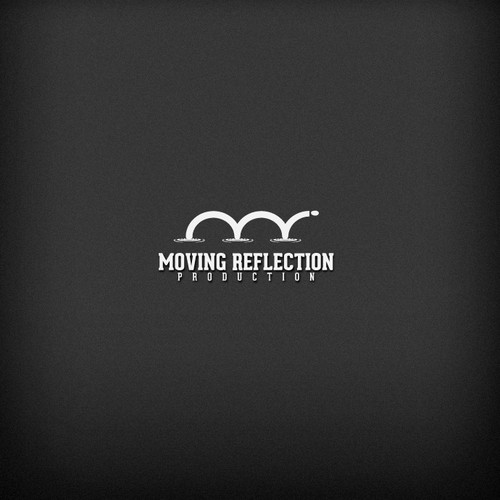 Moving logo with the title 'New logo wanted for Moving Reflection Productions '
