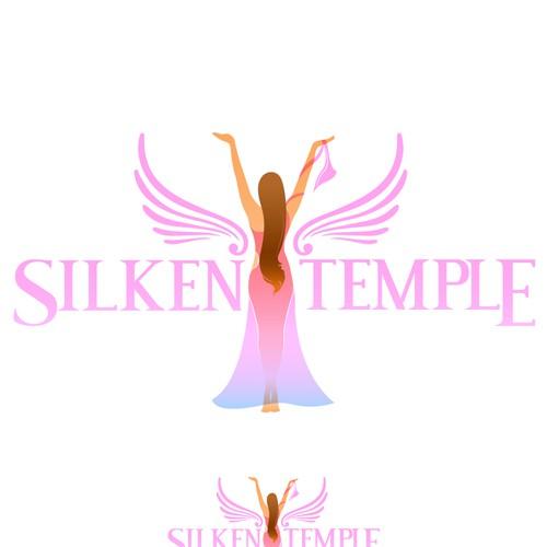 Divine design with the title 'Logo Concept for Divine Women'