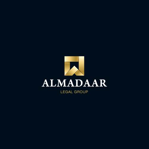 Training design with the title 'Logo design for Almadaar'