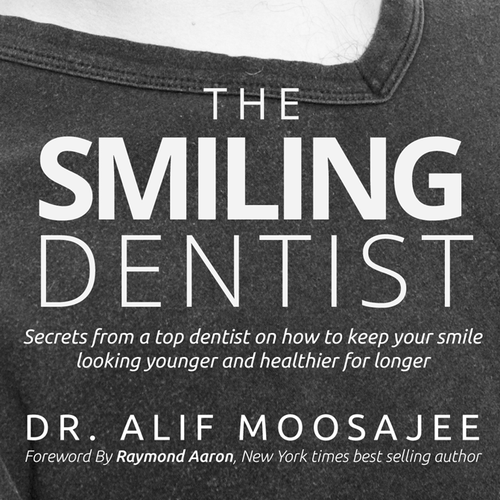 Happy book cover with the title 'A Smiling Book Cover'